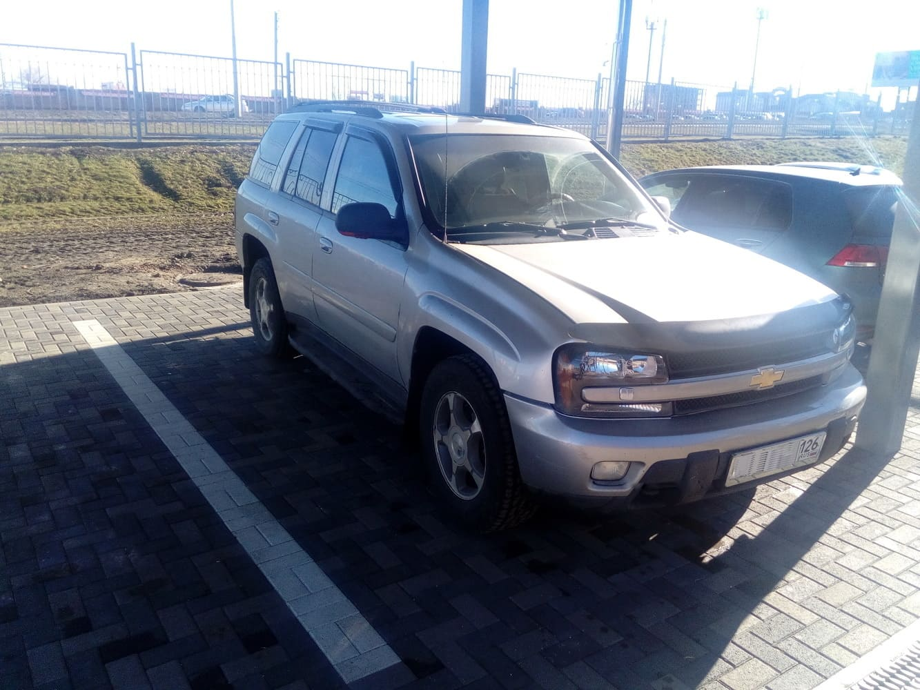 Chevrolet TrailBlazer (2006-2008) 4.0 л.